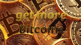 How To Get More Bitcoin When You're Poor!
