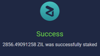How to stake Zilliqa (ZIL) on Atomic Wallet