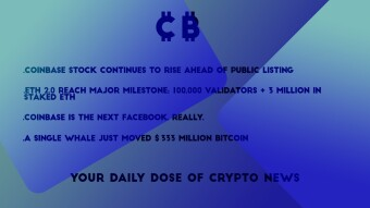DailyCryptonews by cryptoborges - 27/02/2021