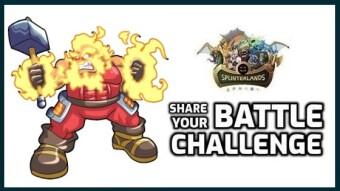 Splinterlands | Exploding Dwarf Challenge