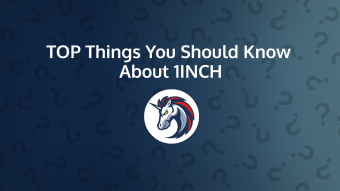 Top Things You Should Know About 1inch (1INCH)