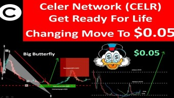 Celer Network (CELR)Get Ready For Life Changing Move To $0.05