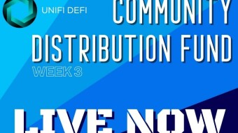 Wohoo.. Week 3 of the UNIFI DeFi CDF is Live Now!