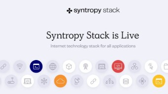 Syntropy stack refines building on the internet.