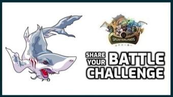 Splinterlands | Sabre Shark Challenge