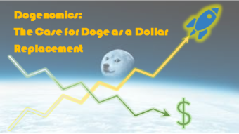 Dogenomics: The Case for Doge as a US Dollar Replacement