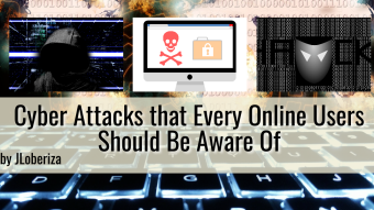 Cyber Attacks that Every Online Users Should Be Aware Of