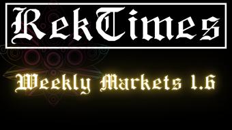 Pop & Drop Season Continues as Bitcoin, Ethereum Remain Cool | RekTimes Weekly Markets 1.6