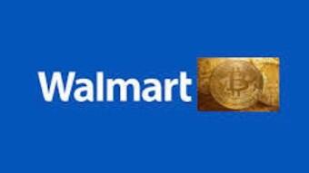 Bitcoin BTC at Walmart!