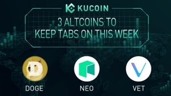 3 Altcoins To Keep Tabs On — DOGE, NEO, VET | KuCoin Weekly Review Issue #17