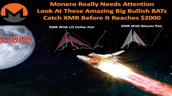 Monero Needs Attention | Look At These Amazing Big Bullish BATs | Catch XMR Before It Reaches $2000