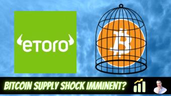BREAKING: Bitcoin Demand Crushing Supply of Top Trading Platform