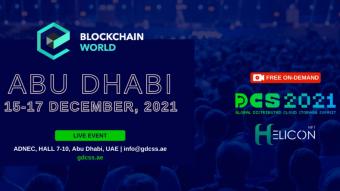 Blockchain World Uploads DCS 2021