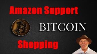 Does Amazon Support BTC Shopping❓