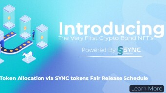 SYNC Network Fair Release: Buy SYNC Tokens and Create NFT Crypto Bonds