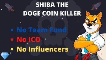 Shiba Token - The DOGE Coin Killer???