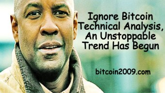 Ignore Bitcoin Technical Analysis, An Unstoppable Trend Has Begun