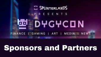Meet the March DYGYCON Sponsors!