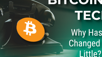 How Did Bitcoin's Clunky User Experience Get the Way It Is?