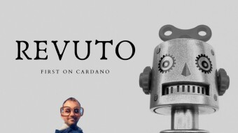 REVUTO - The First dApp On The Cardano Blockchain Has Launched!