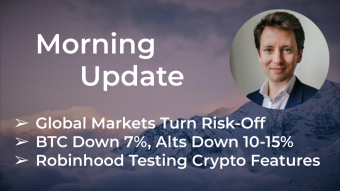 Morning Update—September 21st—Macro and Crypto Markets