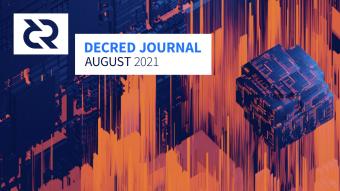 Decred Journal – August 2021