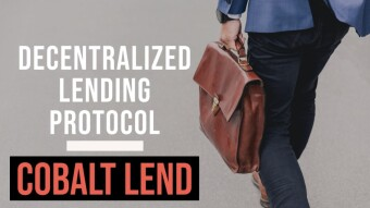 Cobalt Lend: Decentralized Lending Ecosystem