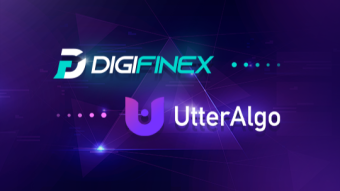 DigiFinex Announces Strategic Partnership with Utter Algo, Providing Its Users Filecoin Cloud Mining capability