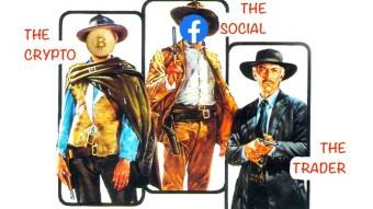 Social, crypto and trading ...