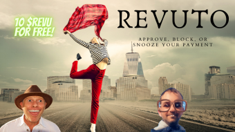 Stop Subscriptions From Stealing Your Hard-Earned Satoshis with Revuto And Get Your first 10 $REVU For FREE! 🔥