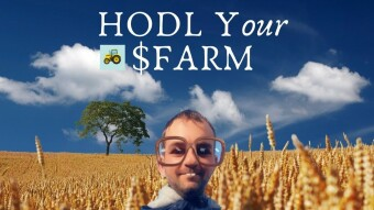 What Are You Doing With Your $Farm Tokens Earned On Publish0x?