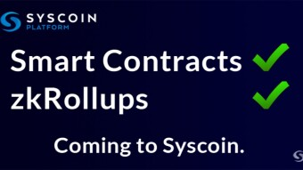 SYSCOIN: The Road Ahead with Smart Contracts and zkRollups