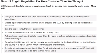 If Stablecoins Are Like Poker Chips in a Casino, Then What's The Dollar and The FED Like, Mr. Gensler?