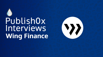 Publish0x Interview: Wing Finance