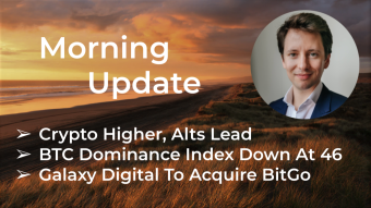 Morning‌‌ ‌‌Update—May 6th—Macro and Crypto Markets