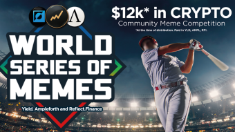 $12k* in CRYPTO - Yield, Ampleforth & RFI Community Meme Competition