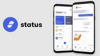 Status - news from your favorite app for private messaging and secure crypto transactions