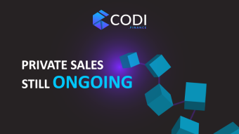 Solana Blockchain-based, CODI Finance announces IDO Launchpad and NFT Marketplace during Private Sale