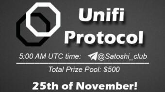 Unifi Protocol x SatoshiClub AMA from 25November