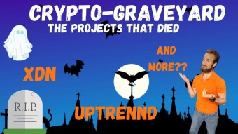 Crypto Graveyard - The Projects That Died