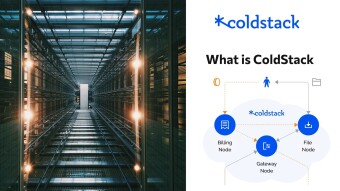 Understanding ColdStack  : A Decentralised FIle Storage DApp