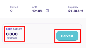 How to Provide $AMPL Liquidity on Pancake Swap & Earn Rewards