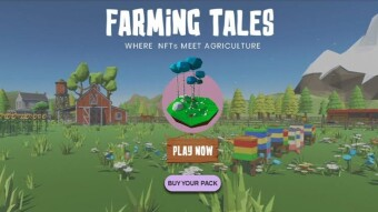 FARMING TALES: New Upcoming Play To Earn NFT Game