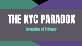 """The Paradox of """"Knowing Your Customer"""" (KYC) and Cryptocurrency Exchanges"""