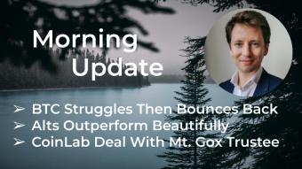 Morning Update—January 18th—Macro and Crypto Markets