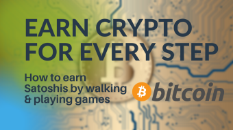 sMiles Is Paying Me Satoshis For Every Step I Take During The Day
