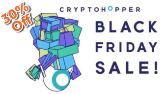 Don't miss Cryptohopper Black Friday special deal