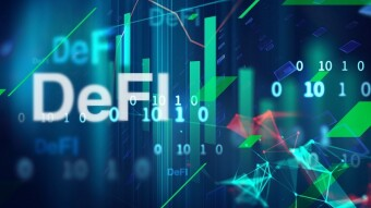 DeFi as a moderator of the financial markets