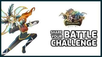 Splinterlands   Beatrix Ironhand Challenge