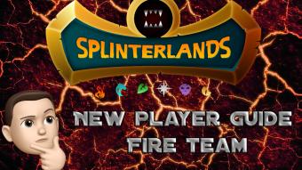 Splinterlands Team Series Fire